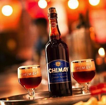 Bia Chimay xanh 75cl
