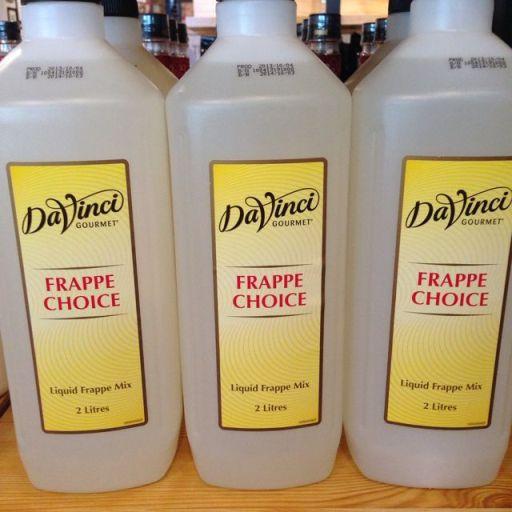 Hon hop Frappe Choice Davinci