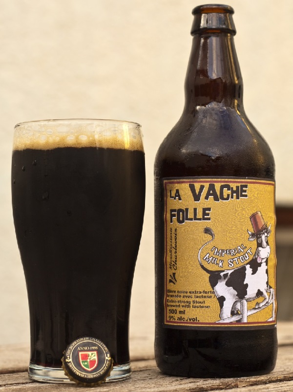La Vache Folle – Milk Stout